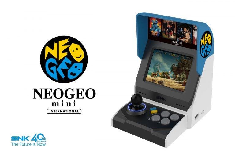 Thumbnail for the post titled: Neo Geo Mini Berbentuk Konsol ?