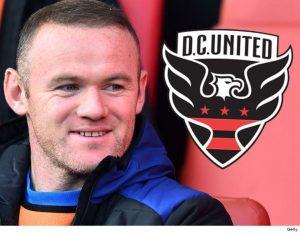 Wayne Rooney untuk D.C United.