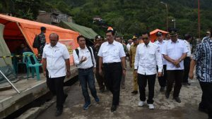 Pembangunan Monumen Untuk Tragedi KM Sinar Bangun