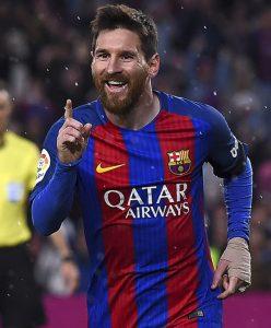 Lionel Messi Barcelona.