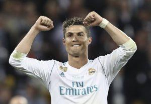 Cristiano Ronaldo Real Madrid.