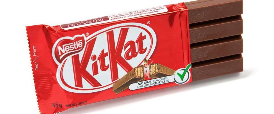 Kreasi Unik Dan Lezat Dari KitKat